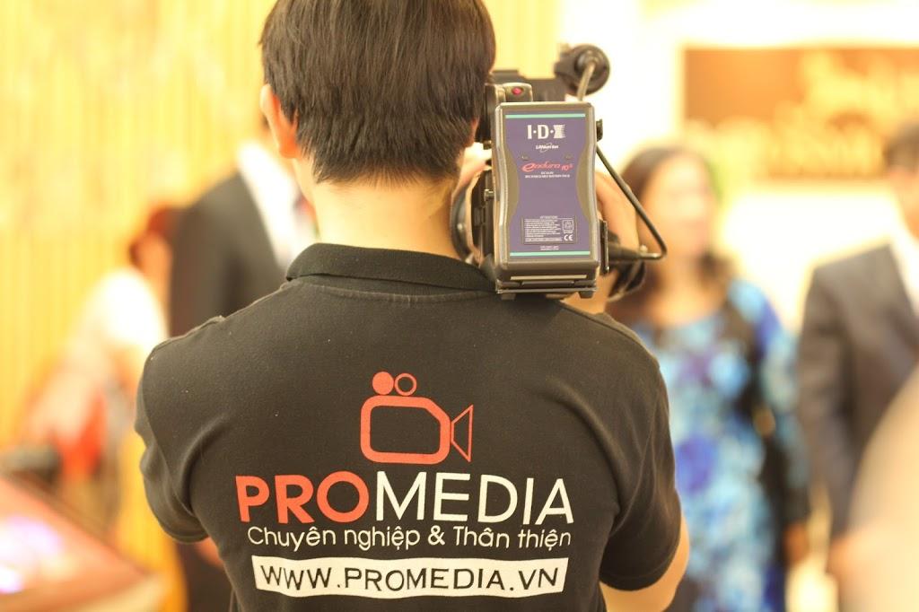 Dịch vụ quay phim ProMedia