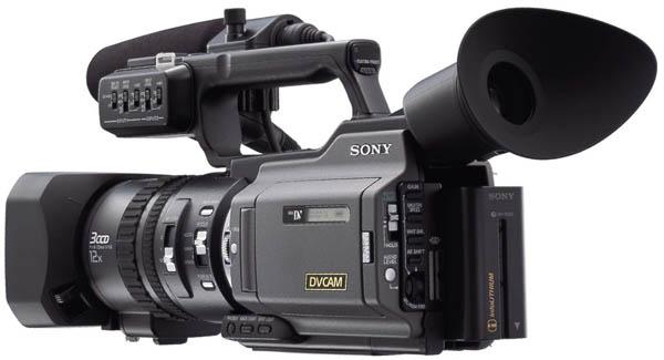 quay phim truyền thống SD